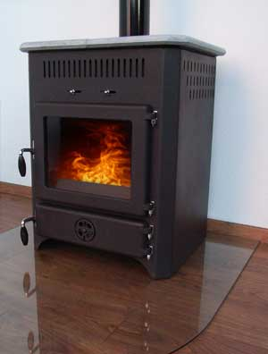 kaminofen wasserf hrend dauerbrandofen kamin ofen holzofen kaminofenstore ebay. Black Bedroom Furniture Sets. Home Design Ideas