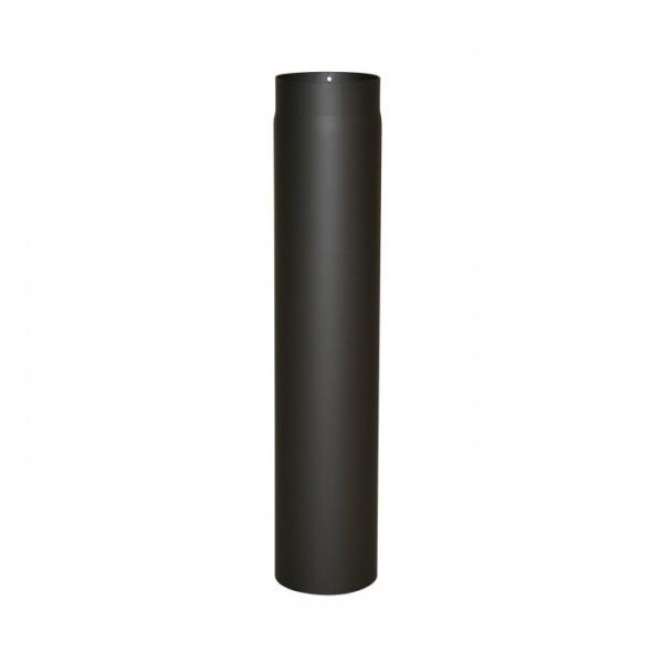 Ofenrohr Senotherm 2mm - 130 x 750mm (schwarz)