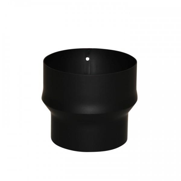 Senotherm Rohrerweiterung Ø 120/150mm (schwarz)