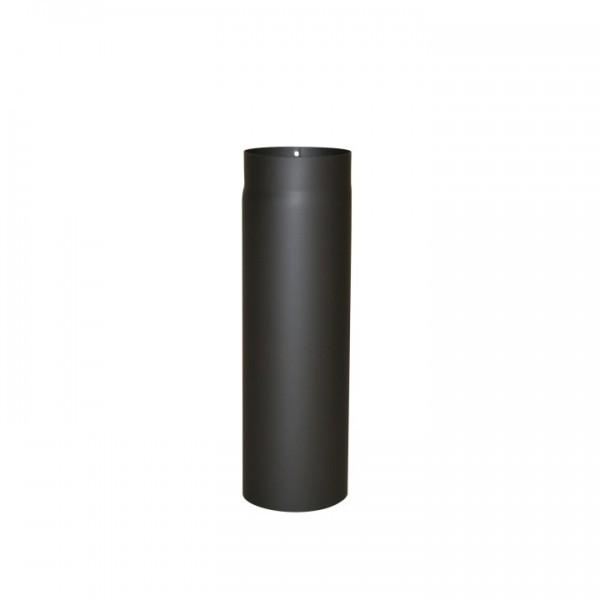 Ofenrohr Senotherm 2mm - 120 x 500mm (schwarz)