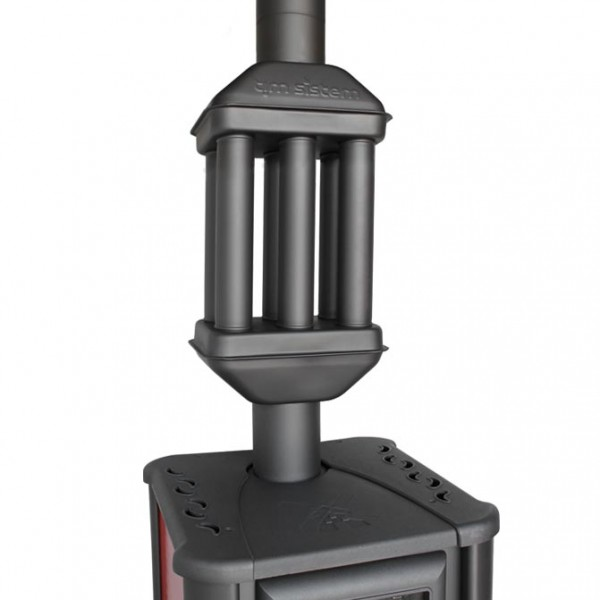 Abgaswärmetauscher Rauchgaskühler 0,8m x 120mm