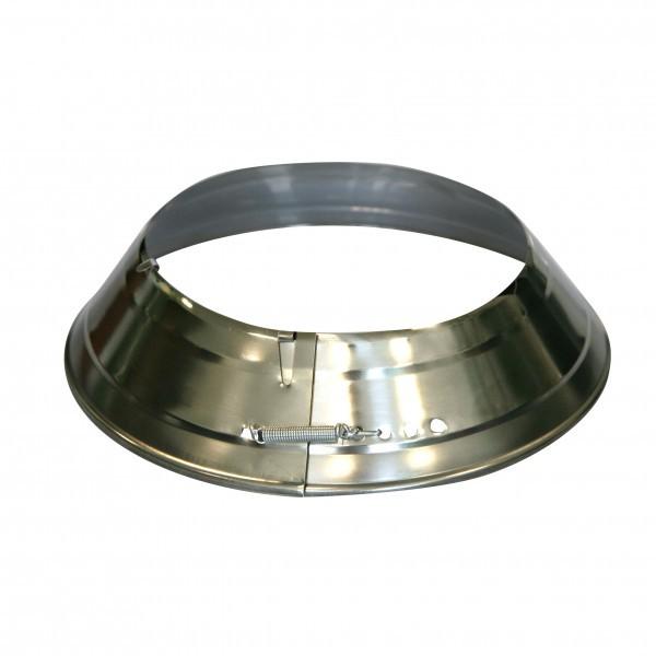 Ofenrohrrosetten 120-135mm