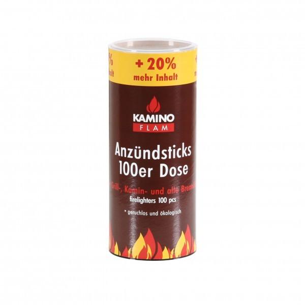 Anzündsticks/ Anzünder für Ofen, Kamin, Grill, 120 Stück