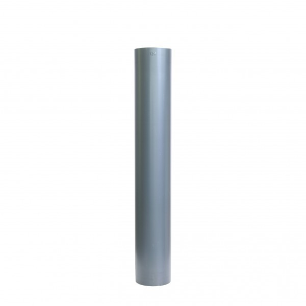 Ofenrohr Blauglanz 120 x 750mm