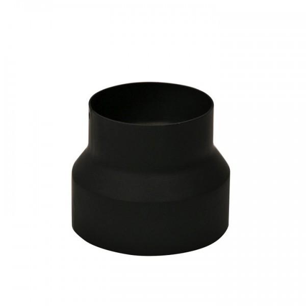 Senotherm Reduzierung Ø 150/120 mm (schwarz)