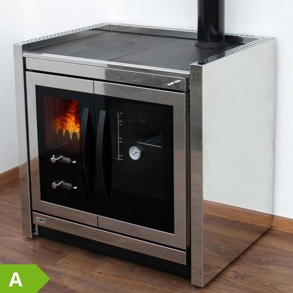 Edelstahl Küchenofen Zeno 10kW