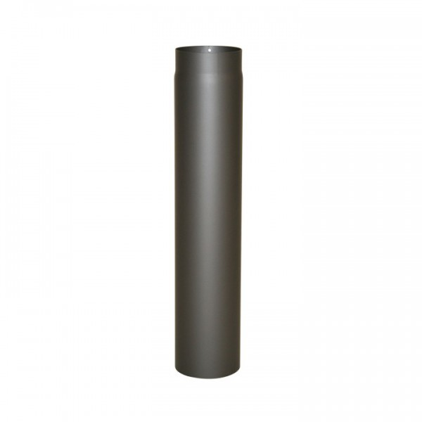 Ofenrohr Senotherm 2mm - 120 x 750mm (gussgrau)
