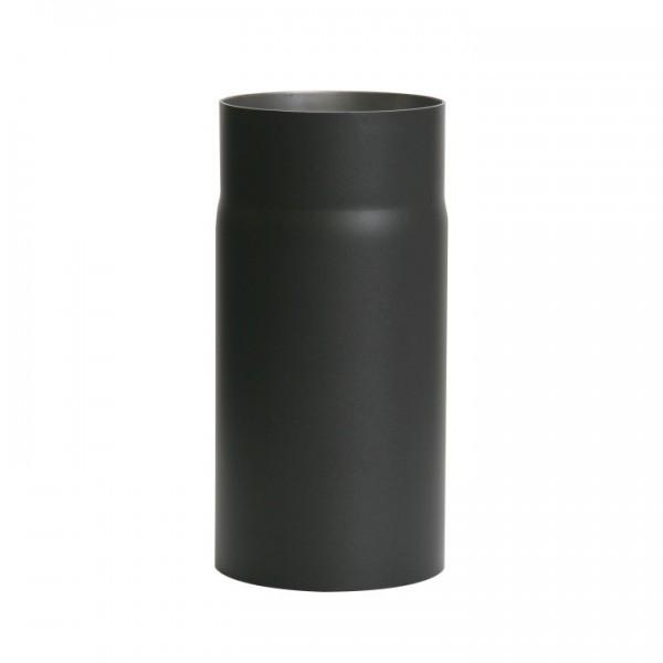 Ofenrohr Senotherm 2mm - 130 x 250mm (schwarz)