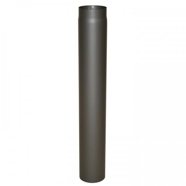 Ofenrohr Senotherm 2mm - 120 x 1000mm (gussgrau)