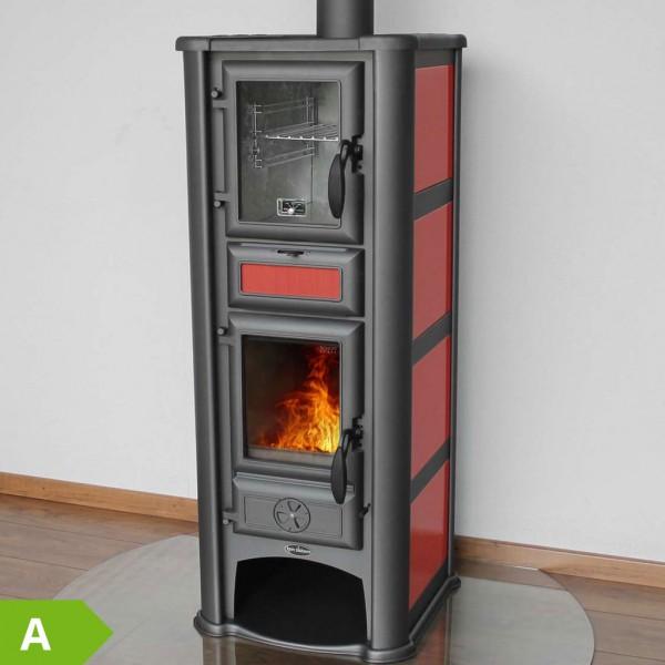 Ofen mit Backröhre / Backfunktion Lederata Plus 9kW