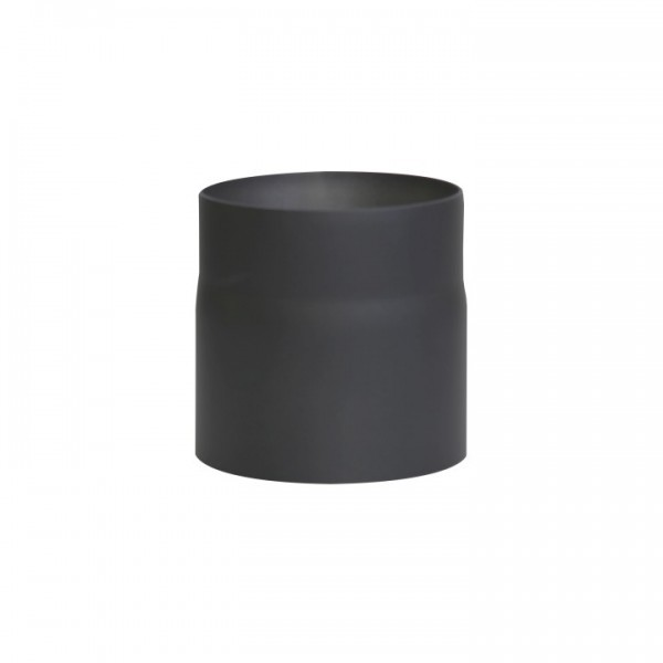 Ofenrohr Senotherm 2mm - 150 x 150mm (schwarz)